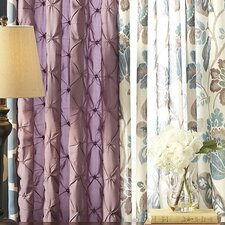 Pull Back the Curtain: Window Treatments