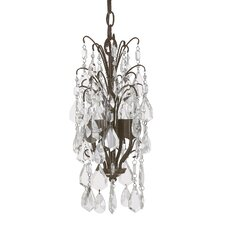 Axis 4 Light Mini Chandelier