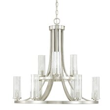 Emery 9 Light Candle Chandelier