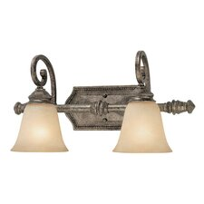 Barclay 2 Light Bath Vanity Light
