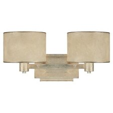 Lenox 2 Light Bath Vanity Light