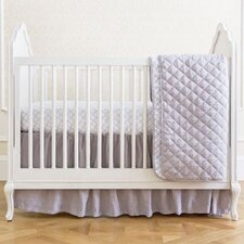 Frame Geo Classic 4 Piece Crib Bedding Set