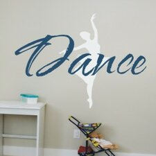 Just Dance Wall Decal