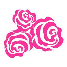 Bella Rose Wall Decal