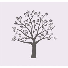Blossoming Tree II Wall Decal