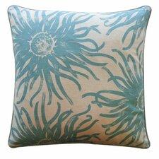 Anemona Cotton Throw Pillow