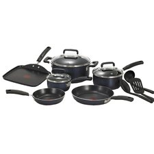 Signature Total Non Stick 12 Piece Cookware Set