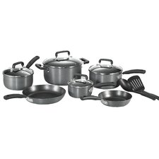 Signature Hard Anodized 12 Piece Cookware Set