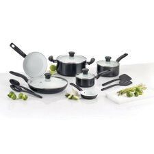 Initiatives Ceramic 14 Piece Cookware Set