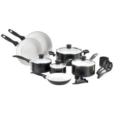 Healthy Cook Ceramic 16 Piece Cookware Set