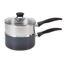 3 Qt. Double Boiler with Lid