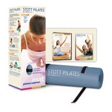Pilates Express Mat Kit in Steel Blue