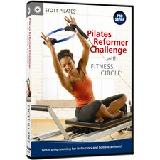Pilates Reformer Challenge with Fitness Circle DVD