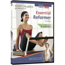 3rd Edition Essential Reformer DVD (Set of 2)