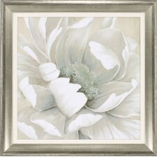 Winter Blooms II Framed Painting Print