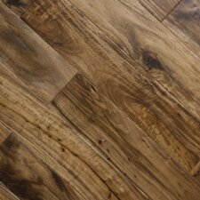 "4-3/4"" Engineered Acacia Hardwood Flooring in Parchment"