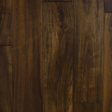 "4-3/4"" Engineered Acacia Hardwood Flooring in Sundown"