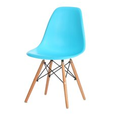 Plastic Molded Side Chair