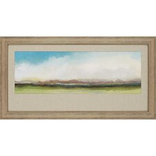 Jaded Earth II by Quintero Framed Painting Print
