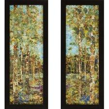 Abundance by Dolce 2 Piece Framed Painting Print Set (Set of 2)