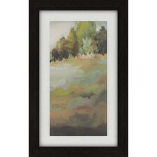 Trail of Her Heart II by Long Framed Painting Print