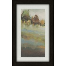Trail of Her Heart I by Long Framed Painting Print