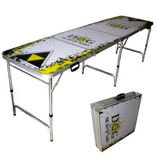 Foldable Portable Beer Pong Table