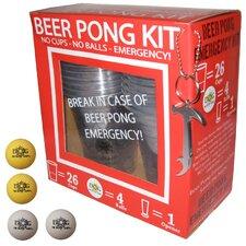 Beer Pong Emergency Kit