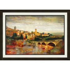 Villalonga Framed Painting Print