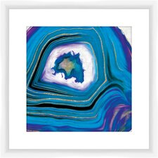 Geoid II Giclee Print Framed Graphic Art