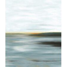 Traditional Horizon Painting Print on Canvas