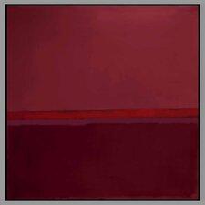Crimson I Framed Graphic Art