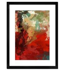 Crimson Peak I Framed Graphic Art