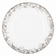 "French Lace 10.75"" Dinner Plate"