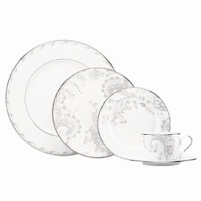 Paisley Bloom 5 Piece Place Setting