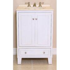 """Minnie 24"""" Single Bathroom Vanity Set"""