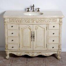 """Durham 48"""" Single Bathroom Vanity Set"""