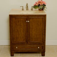"Sassy 30"" Single Bathroom Vanity Set"