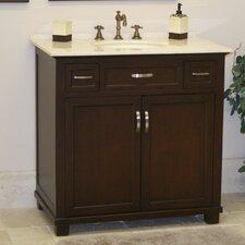 """Jackson 36"""" Single Bathroom Vanity Set"""