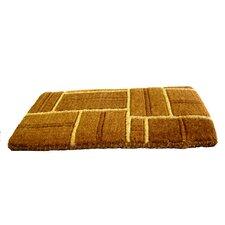 Woven Brick Doormat