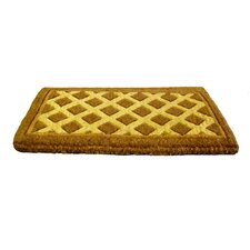 Woven Diamonds Doormat
