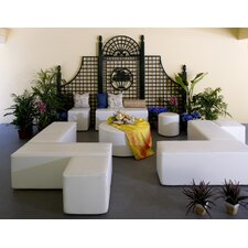 Flow Bench 10 Piece Seating Group