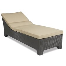 Malibu Chaise Lounge with Cushion