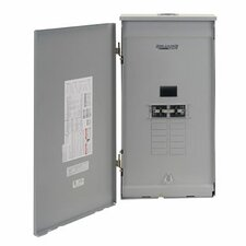 TRC Outdoor Transfer Sub Panel / Link for 60A Utility and 60A Generator