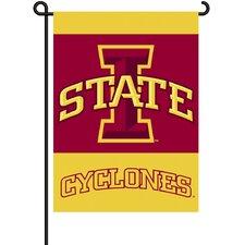 NCAA 2-Sided Garden Flag Set