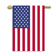 United States Vertical Flag