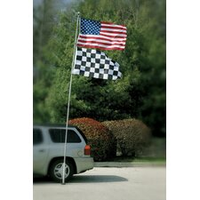 Tailgate Telescoping Flagpole