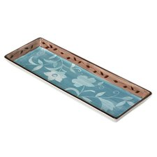 Patio Garden Rectangular Serving Tray