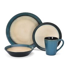 Aria Everyday 16 Piece Dinnerware Set