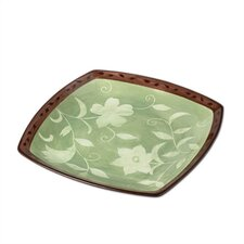 Patio Garden Square Platter